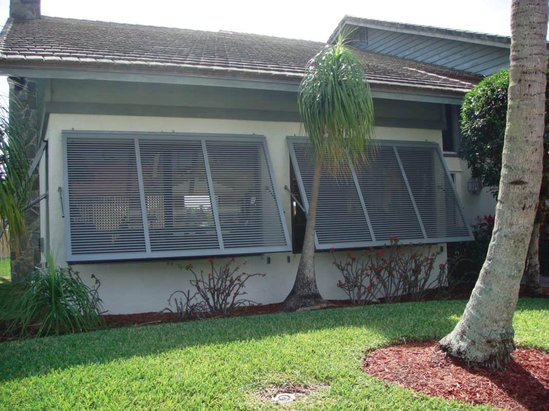 Bahama Hurricane Shutters Affordable Hurricane Protection