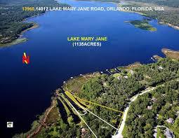 Lake Mary Jane FL